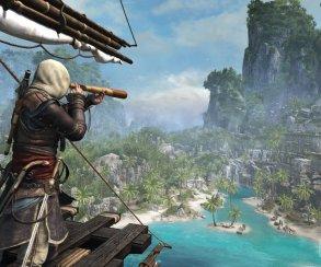 Assassin's Creed IV станет ключевым релизом для консолей на Рождество