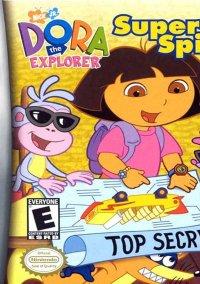 Обложка Dora the Explorer: Super Spies