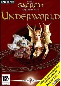 Обложка Sacred Underworld