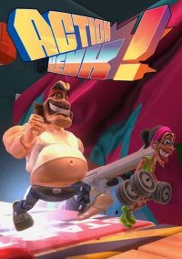 Обложка Action Henk
