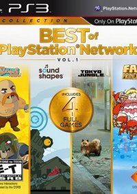 Обложка Best of PlayStation Network, Vol. 1