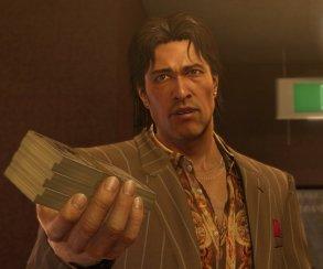 Бандиты сорят деньгами в трейлере Yakuza Zero