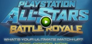 PlayStation All-Stars Battle Royale. Видео #4