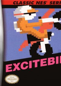 Обложка Classic NES Series: Excitebike