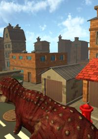 Обложка Dinosaur Simulator