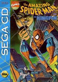 Обложка The Amazing Spider-Man vs. The Kingpin