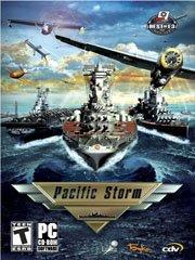 Обложка Pacific Storm