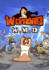 Обложка Worms W.M.D