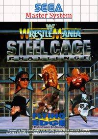 Обложка WWF Wrestlemania Steel Cage Challenge