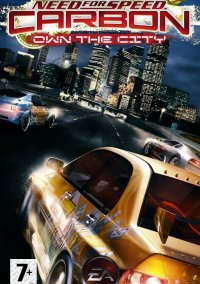 Обложка Need For Speed Carbon - Own The City
