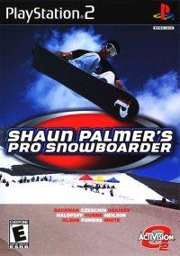 Обложка Shaun Palmer's Pro Snowboarder