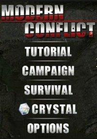 Обложка Modern Conflict