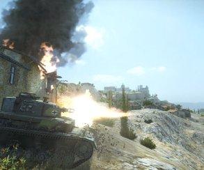 Стартовало бета-тестирование игры World of Tanks: Xbox 360 Edition