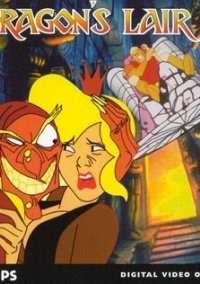 Обложка Dragon's Lair 2: Time Warp