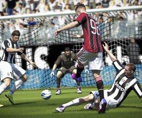 FIFA 14 лидирует в Великобритании после праздников