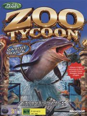 Zoo Tycoon: Marine Mania – фото обложки игры