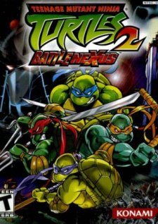 Teenage Mutant Ninja Turtles 2: BattleNexus