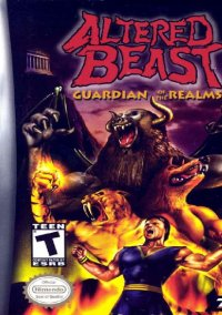 Обложка Altered Beast: Guardian of the Realms