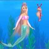 Скриншот Barbie Mermaid Adventure