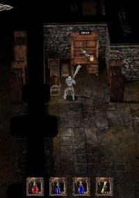 Обложка Заговор Темной Башни