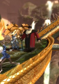 Rise of the Guardians: The Video Game – фото обложки игры