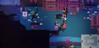 Hyper Light Drifter. Релизный трейлер версии для PS4