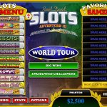 Скриншот Reel Deal Slots: Adventure 3 World Tour – Изображение 1