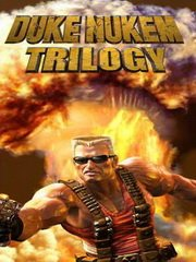 Обложка Duke Nukem Trilogy: Critical Mass