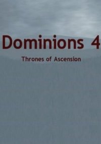 Обложка Dominions 4: Thrones of Ascension