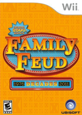 Обложка Family Feud Decades