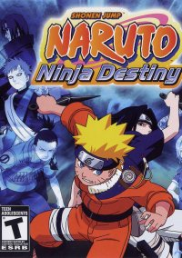 Обложка Naruto: Ninja Destiny