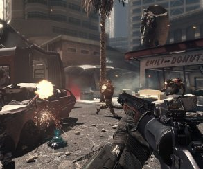 Activision подготовит четыре дополнения для Call of Duty: Ghosts