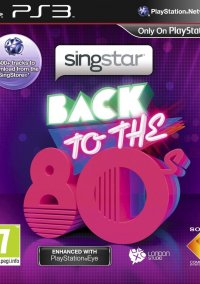 Обложка SingStar: Back to the 80s