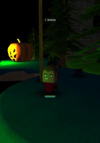 Обложка Mr Pumpkins Halloween Showdown