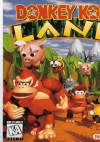 Обложка Donkey Kong Land