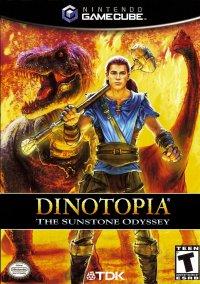 Обложка Dinotopia: The Sunstone Odyssey