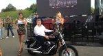 Игры@Mail.ru подарили Виктору Кислому «Harley Davidson» - Изображение 2