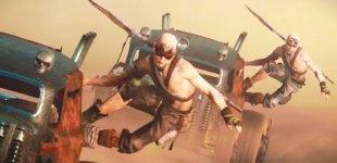 Mad Max. Трейлер к Gamecom 2015
