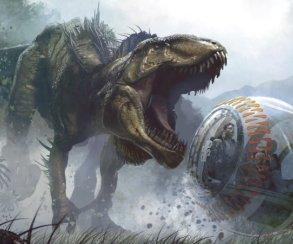 Взгляните натрейлер Jurassic World: Evolution сGamescom 2017