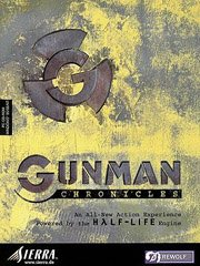 Обложка Gunman Chronicles