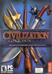 Обложка Sid Meier's Civilization III: Conquests