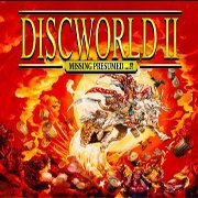 Обложка Discworld II: Mortality Bytes!