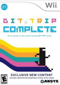 Обложка Bit.Trip Complete