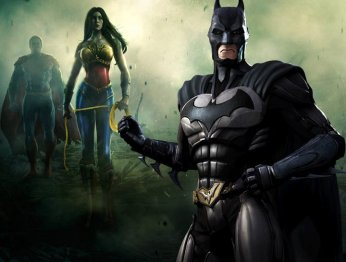 Рецензия на Injustice: Gods Among Us