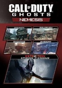 Обложка Call of Duty: Ghosts - Nemesis