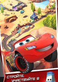 Обложка Cars: Fast as Lightning