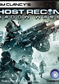 Обложка Tom Clancy's Ghost Recon: Shadow Wars