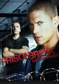 Обложка Prison Break: The Conspiracy
