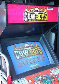 Обложка Wild West C.O.W.-Boys of Moo Mesa