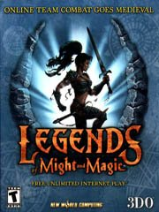 Обложка Legends of Might and Magic
